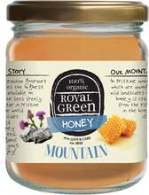 Royal Green Mountain hunang, 250 g