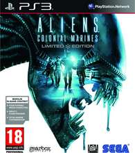 PS3 - Aliens: Colonial Marines Limited Edition