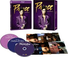 Prince Triple box set - Blu Ray