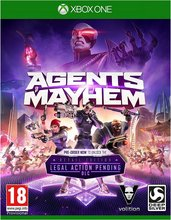 Agents Of Mayhem XboxOne
