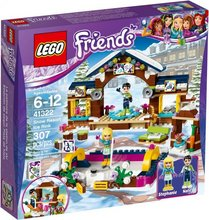 Lego Friends skautasvell