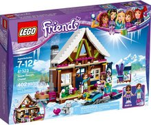 Lego Friends skáli