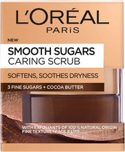 L'Oréal Smooth Nourish sugar scrub