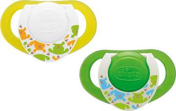 Chicco Physio Compact glow snuð
