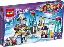Lego Friends skíðalyfta