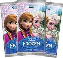 Frozen safnspjöld 8 í pakka