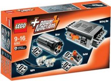 Lego Technic Tæknimótor