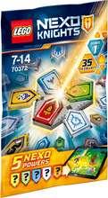 Lego Nexo Knights skjaldamerkin 5
