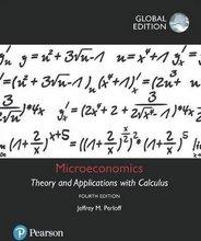Microeconomics with Calculus, Plus MyEconLab