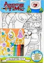 Adventure Time litasett