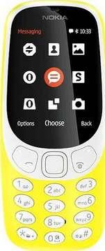 Nokia 3310 - gulur