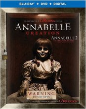 Annabelle 2 Creation - Blu Ray