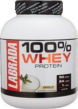 Labrada 100% Whey Vanilla - 1,875 kg - 50 skammtar