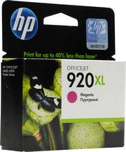 HP Blekhylki no. 920 XL Magenta