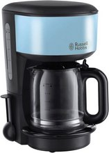 Russell Hobbs Heavenly Blue kaffivél