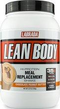 Labrada Lean Body MRP dunkur Peanut Butter 1120 gr - 16 skammtar