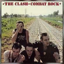 Clash: Combat Rock