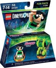 Lego Dimensions Buttercup Fun Pack