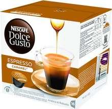 Nescafé  Dolce Gusto Espresso caramel 83,2 g