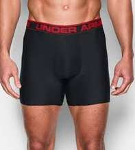 "Under Armour Original Series 6"" boxer, svartar"