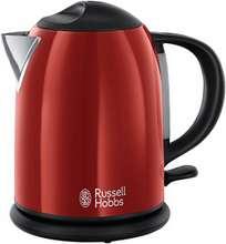 Russell Hobbs Colours Red Compact hraðsuðuketill