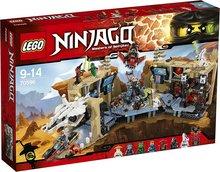Lego Ninjago Samurai hellirinn