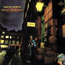 David Bowie: Rise and fall of Ziggy stardust