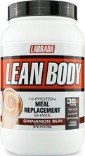 Labrada Lean Body MRP dunkur Cinnamon Bun 1120 gr - 16 skammtar