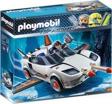 Playmobil Top Agents: Sportbíllinn