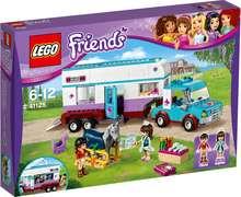 Lego Friends Horse Vet Trailer - dýralæknisbíll