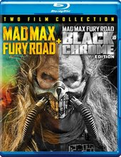 MAD MAX: Black And Chrome - Blu Ray