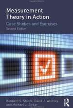 Measurement Theory inAction: Case Studies