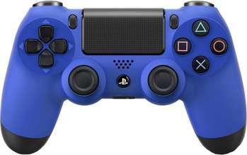 PS4 Dual Shock Controller Wave Blue 2