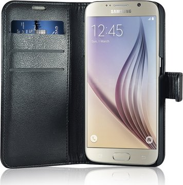 RadiCover Samsung S7  veski - svart