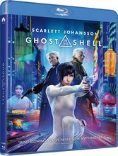 Ghost In The Shell - Blu Ray