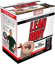Labrada Lean Body CarbWatcher Jarðaberja pokar - 20 pokar í kassa