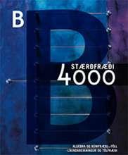 Stærðfræði 4000 - B