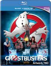Ghostbusters 2016 - BluRay