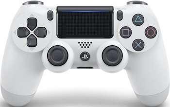 PS4 Dual Shock Glacier White 2