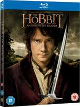 Hobbit: An Unexpected Journey - BluRay