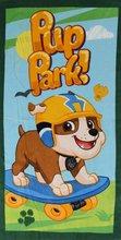 Hvolpasveit Pup Park handklæði