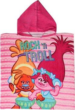Trolls ponsjó handklæði