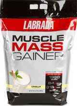 Labrada Muscle Mass Gainer Vanilla 5,5kg