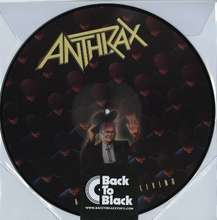 Anthrax: Amoung The Living