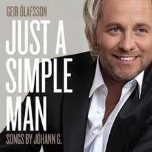Geir Ólafsson: Just a simple man