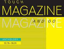 Magazine: Touch & Go Anthology 78-81