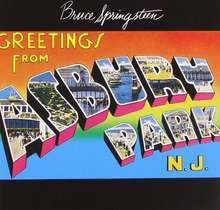 Bruce Springsteen: Greeting From Asbury Park