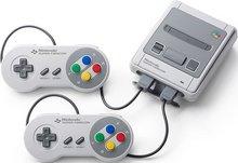 Nintendo Super Nintendo Classic Mini SNES leikjatölva