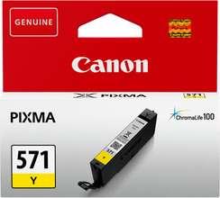 Canon Blekhylki CLI-571 Yellow