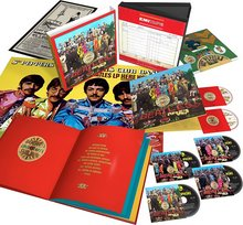 Beatles: Sgt. Pepper's Lonely Hearts 50th